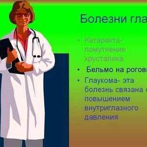 Катаракта презентація скачати безкоштовно