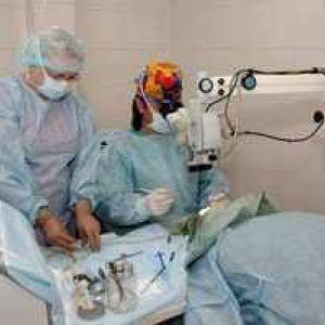 Лазерна факоемульсифікація катаракти