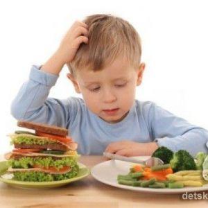 Лікування авітамінозу у дітей