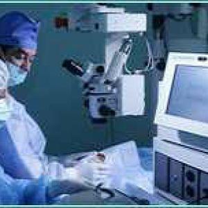 Операція катаракти лазером ціна ексімер