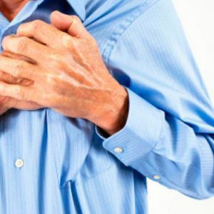 Серцева невралгія