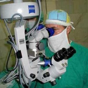 Видалення катаракти лазером